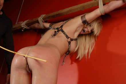 Caning Technique